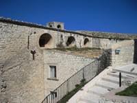 Veduta diurna del Castello di Giuliana