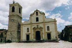 Chiesa Maria SS del Lume - Palazzo Adriano